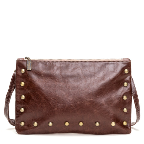 Nikki Clutch/Crossbody - River Rock