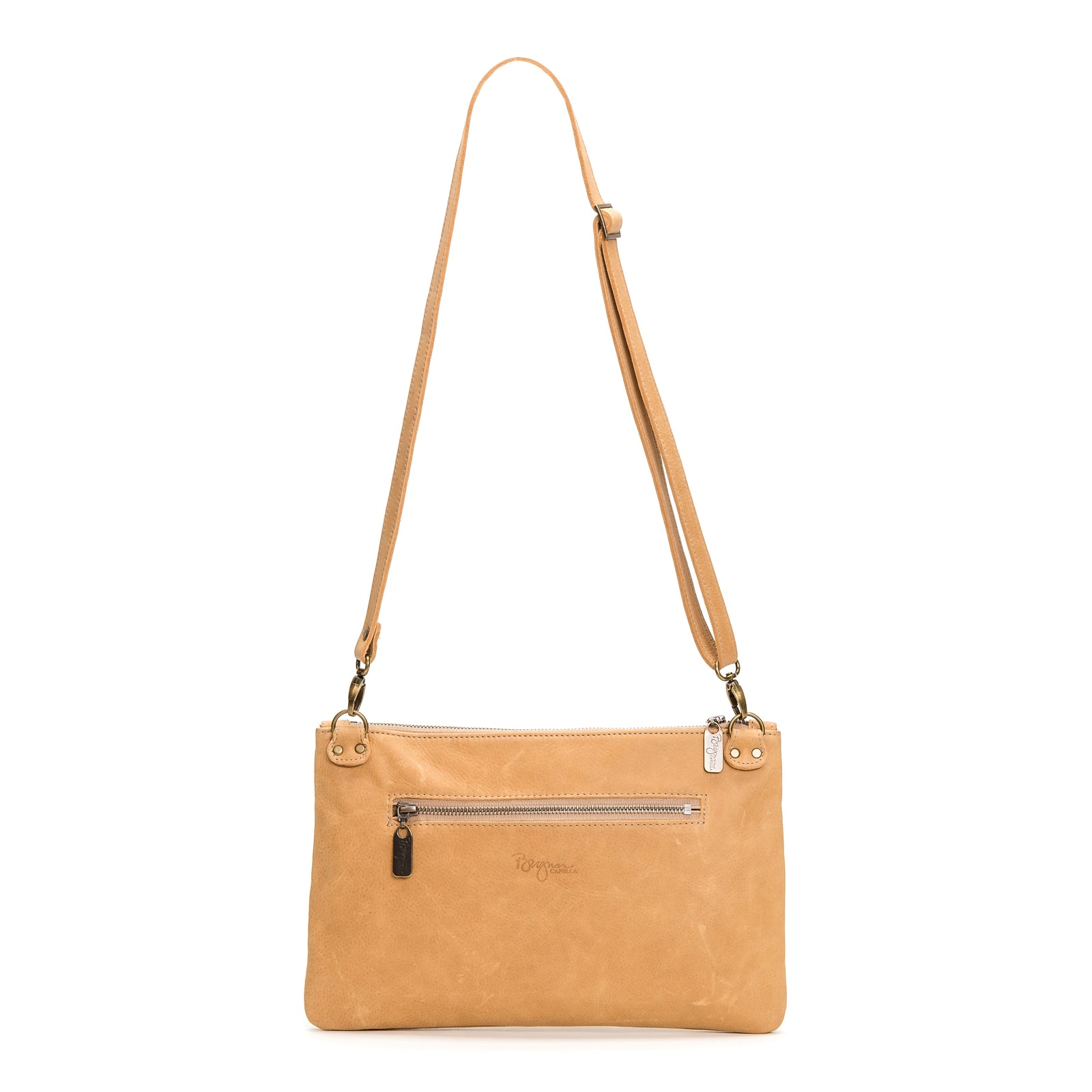 Nikki Clutch/Crossbody - Gold Dust - Brynn Capella, Small Crossbody
