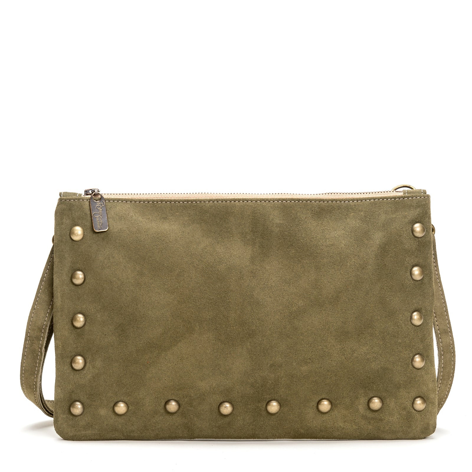 Nikki Clutch/Crossbody - Greenwich - Brynn Capella, Small Crossbody