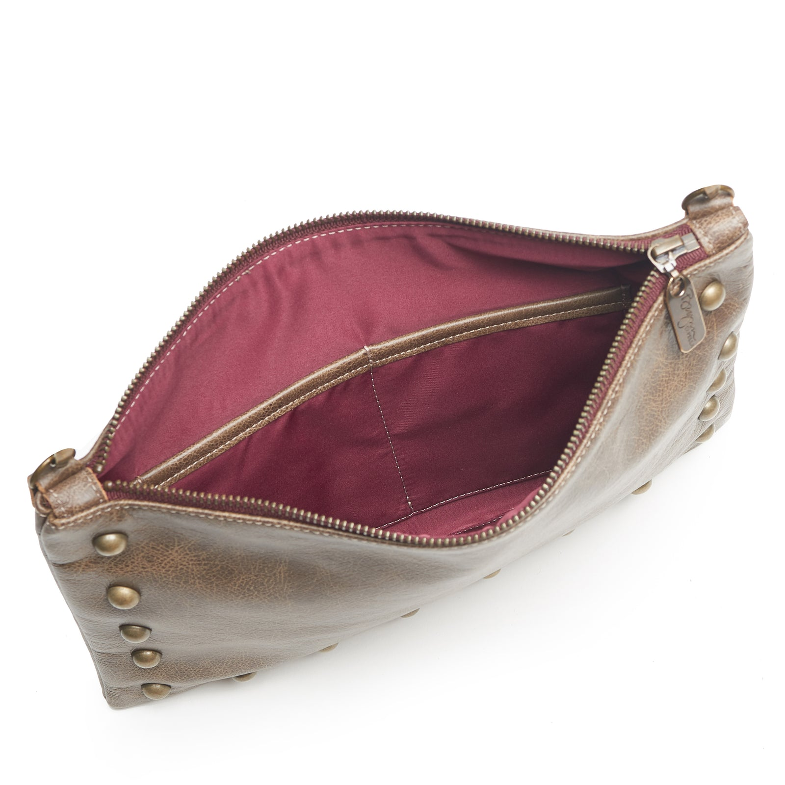 Nikki Clutch/Crossbody - Olive Branch