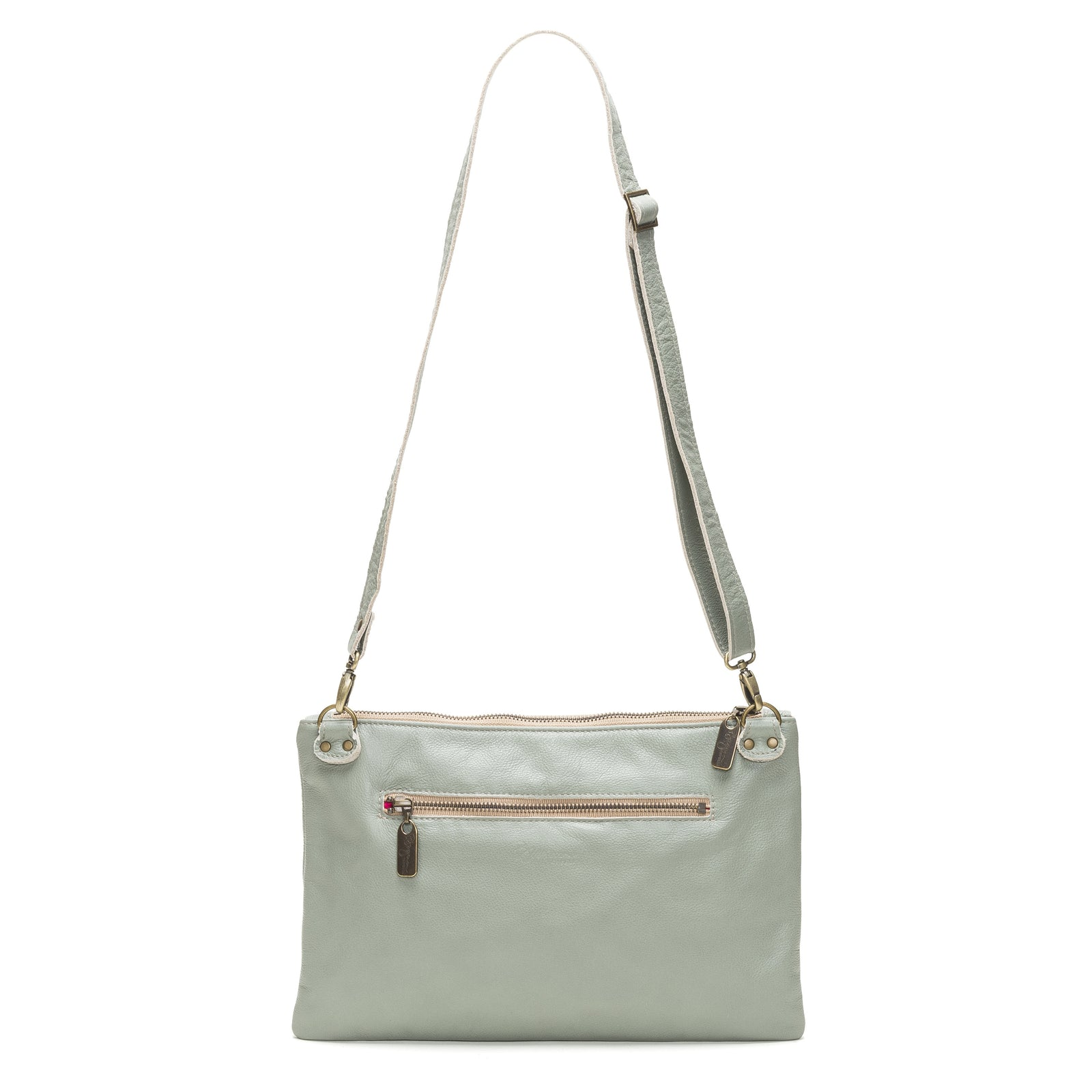 Nikki Clutch/Crossbody - Sea Breeze - Brynn Capella, Small Crossbody