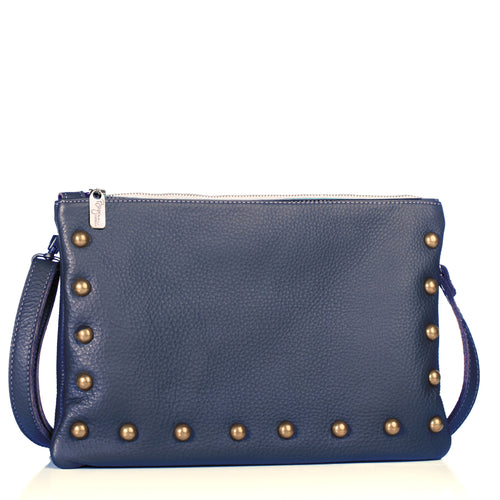 Nikki Clutch/Crossbody - Old Royal