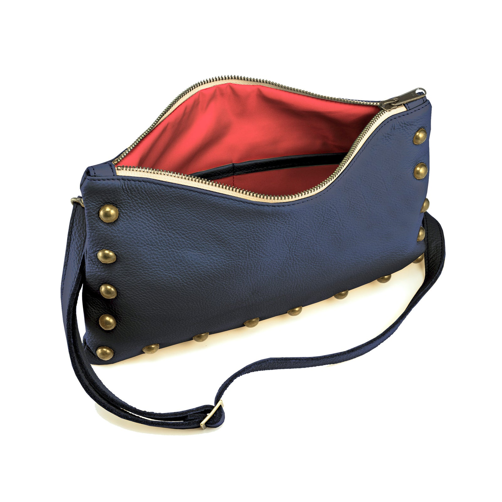 Nikki Clutch/Crossbody - Old Royal - Brynn Capella, Small Crossbody