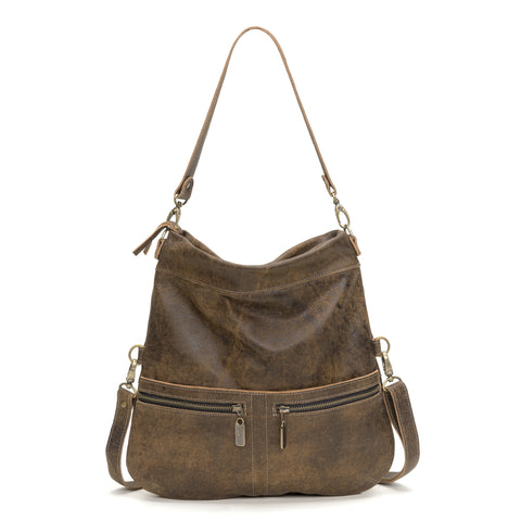 Jenne Foldover Crossbody - Aquarius