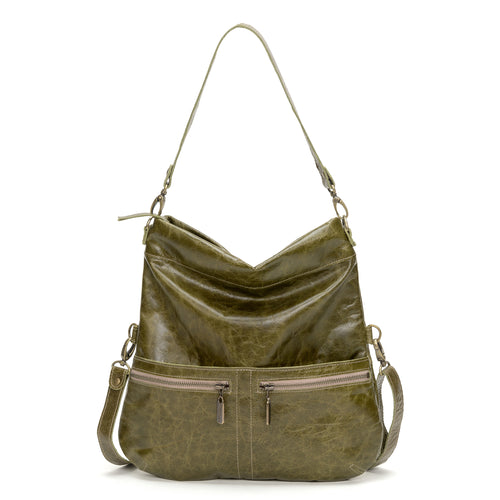 Mini-Lauren Crossbody - Happy Trails - Brynn Capella, Medium Crossbody