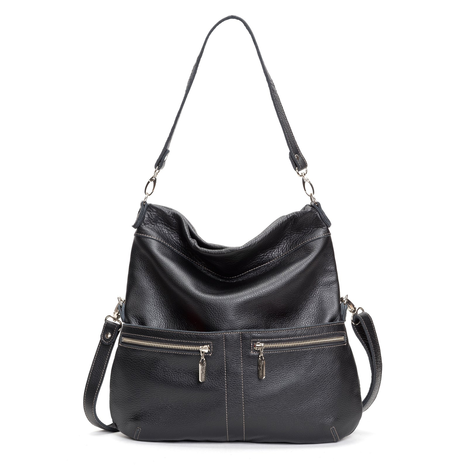 Lauren Crossbody - Eclipse - Brynn Capella, Large Crossbody
