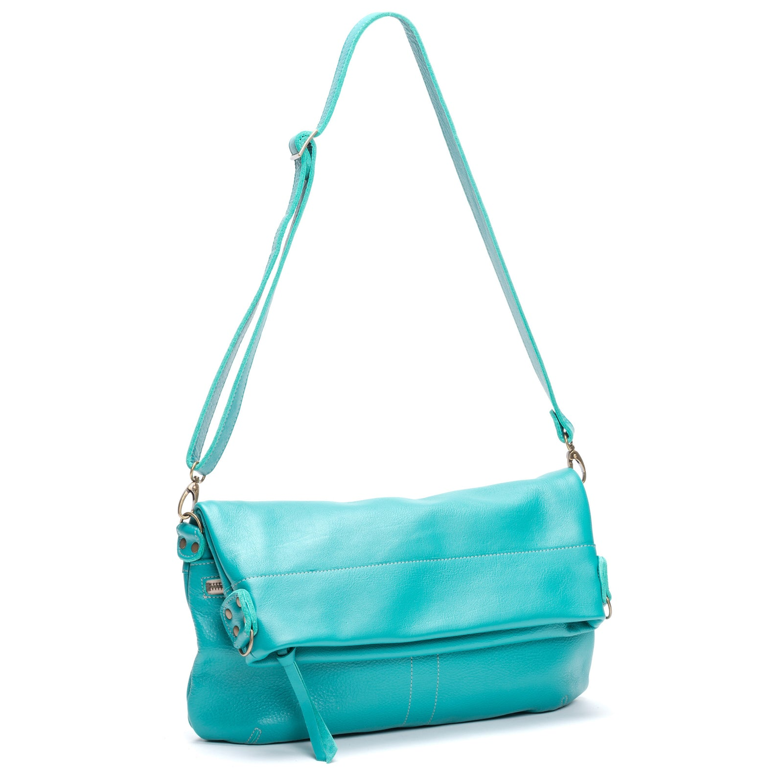 Lauren Crossbody - Blue Lagoon