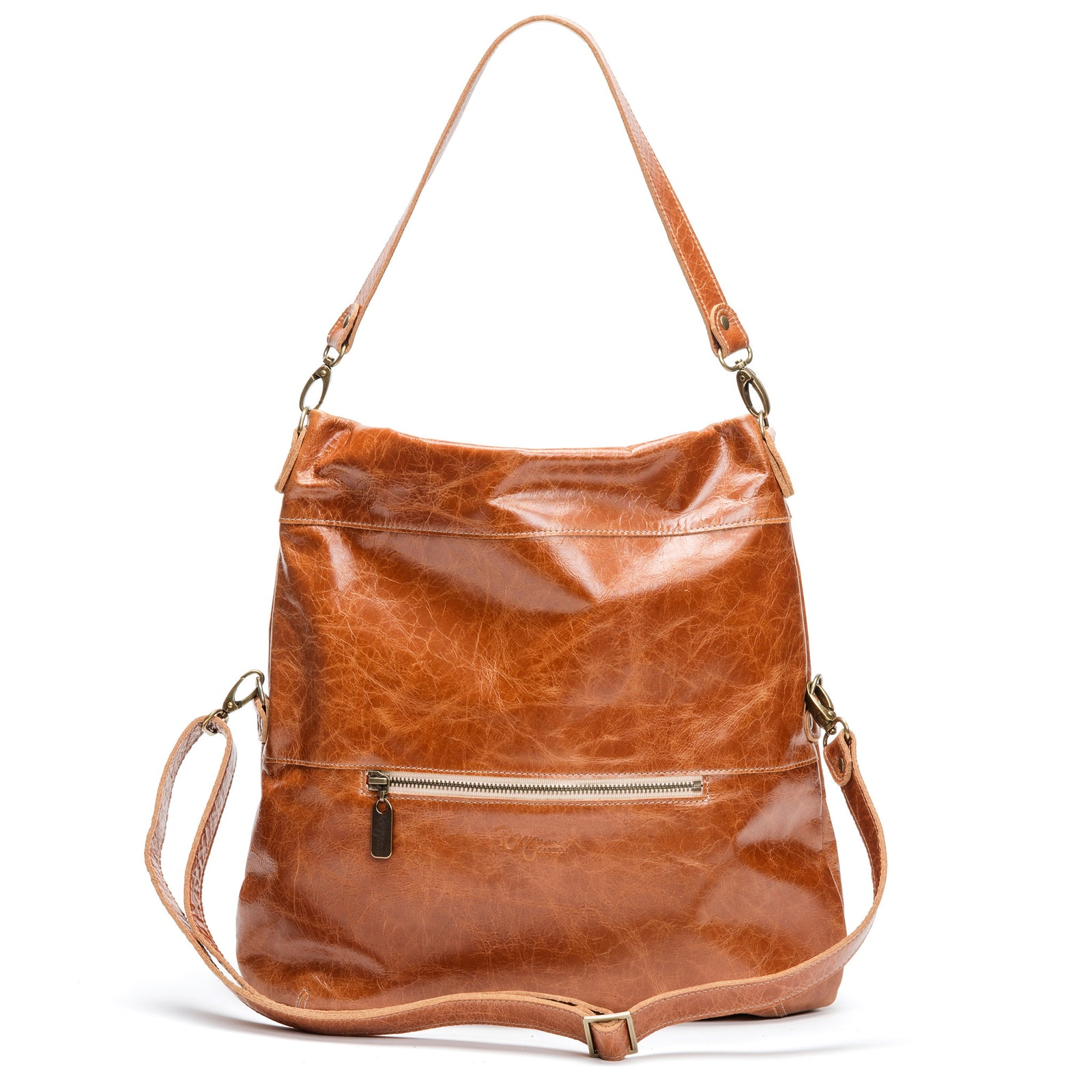 Lauren Crossbody - Canyon - Brynn Capella, Large Crossbody