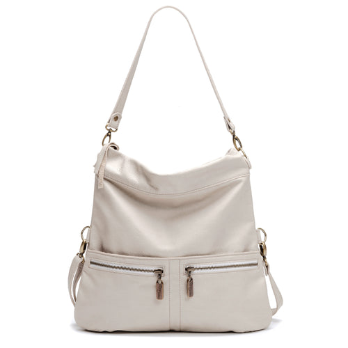 Mini-Lauren Crossbody - Coconut
