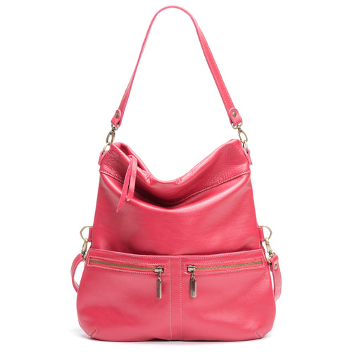 Mini-Lauren Crossbody - Sangria