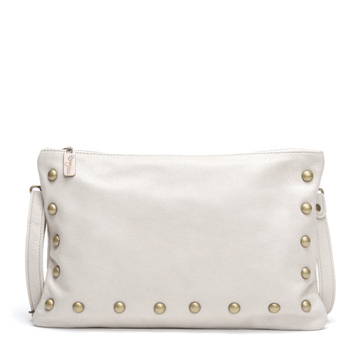 Nikki Clutch/Crossbody - Coconut