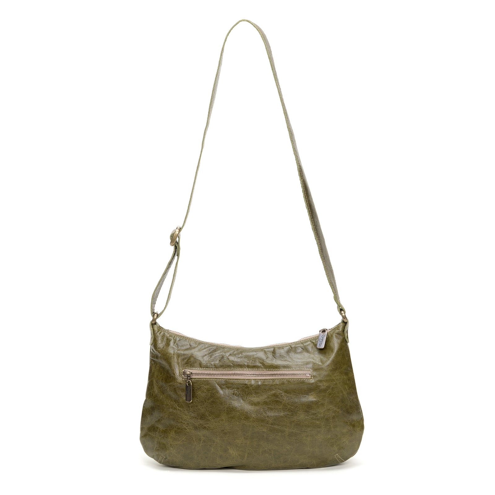 Mini Pamela Crossbody Hobo - Happy Trails