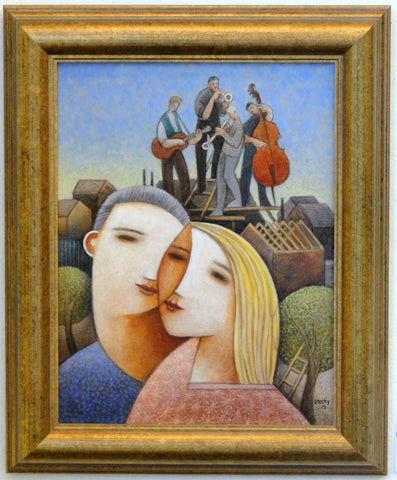 Jiri Borsky - Lovers and Musicians