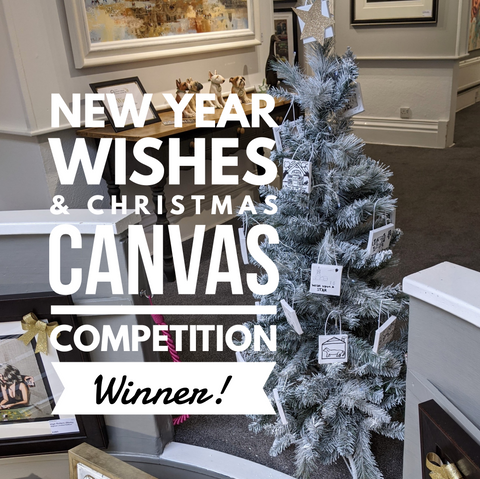 Blog: New Year Wishes | Christmas Wish Canvas Competition