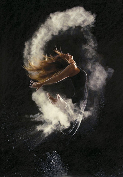 Dance Burst II by Darren Baker
