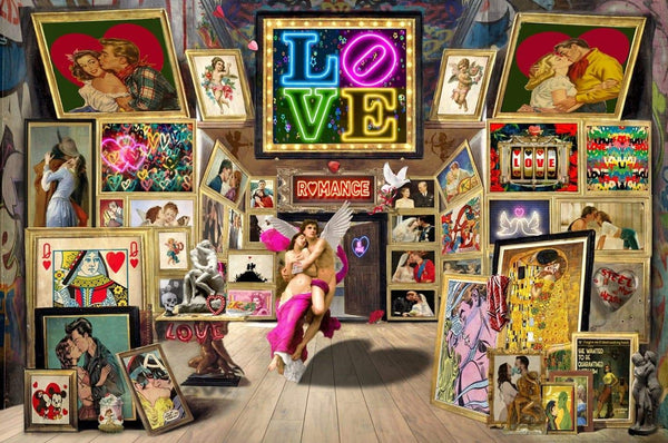 Love Hearts Gallery by Dirty Hans *NEW