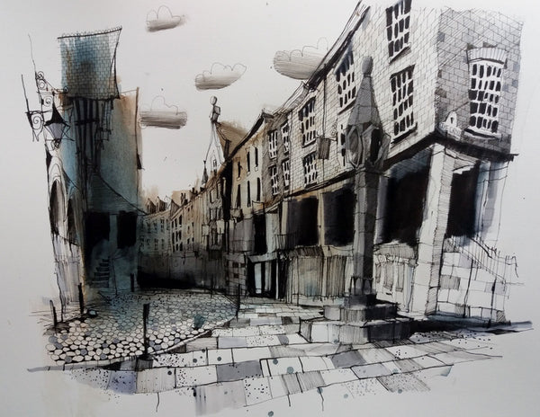 Watergate Street by Ian Fennelly