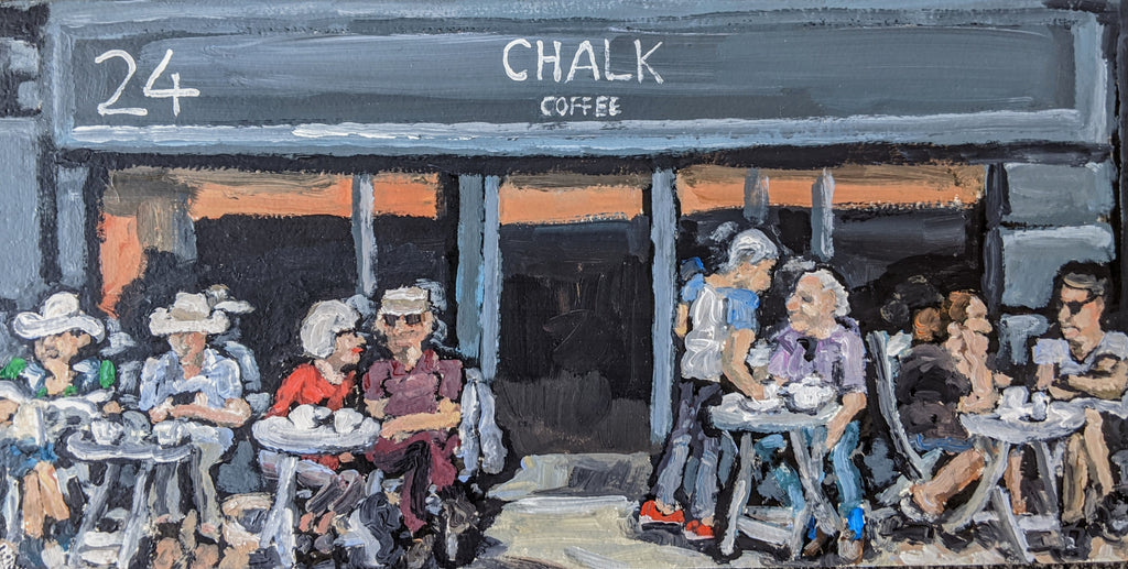 Chalk by Matt Wilde
