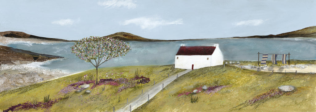 Summer Cottage by Louise O'Hara