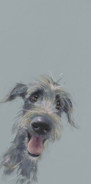 Scruffy Mutt by Nicky Litchfield