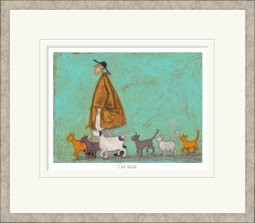 Cat Walk by Sam Toft *NEW