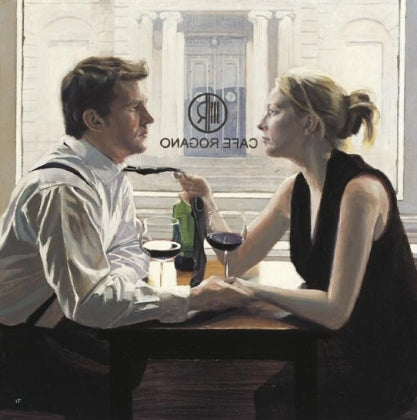 Romantic Lunch by Iain Faulkner *Last one available - sold-out edition