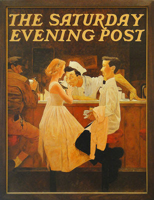 The Saturday Evening Post I