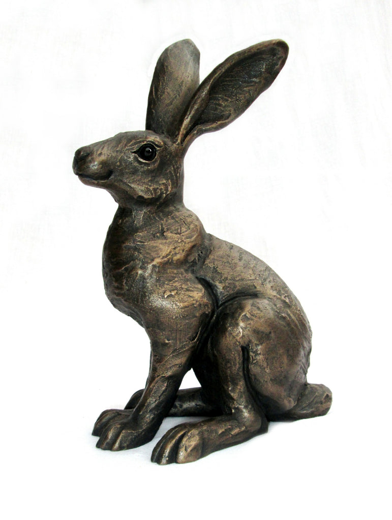 Alert Hare by Suzie Marsh