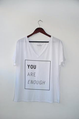 My Story: YOU are ENOUGH!