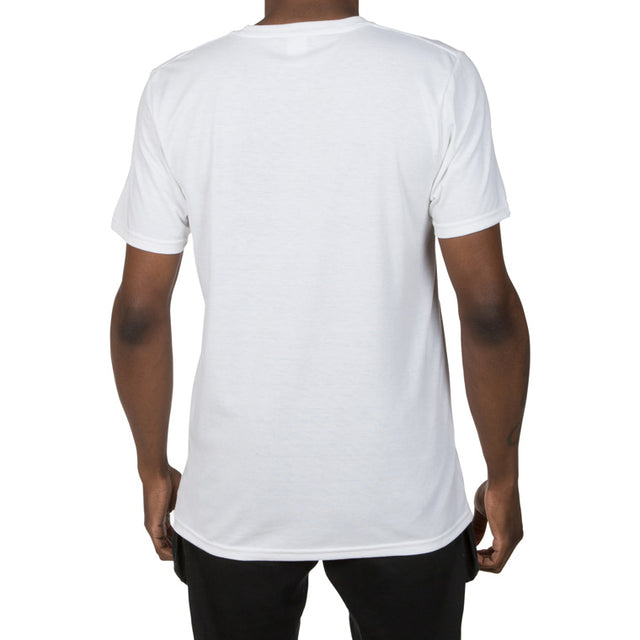 Mens/Unisex Fairly White Be Kind Allmade T-shirt Back