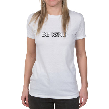 Be Kind. Women's Allmade T-shirt