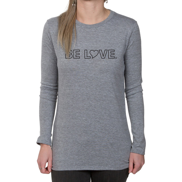Be Love Allmade Long Sleeve