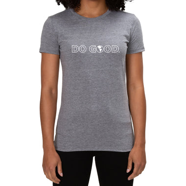 Do Good. Women's Allmade T-shirt