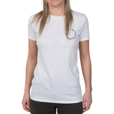 Be Kind. Be Love. Do Good. Women's Allmade Crewneck T-shirt