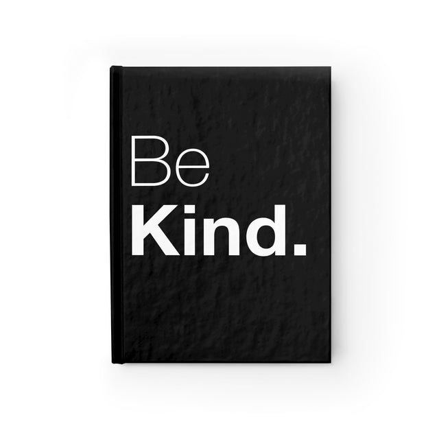 Be Kind Black Journal - The Do Good Shop