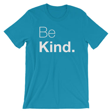 Be Kind Short-Sleeve Unisex T-Shirt - The Do Good Shop