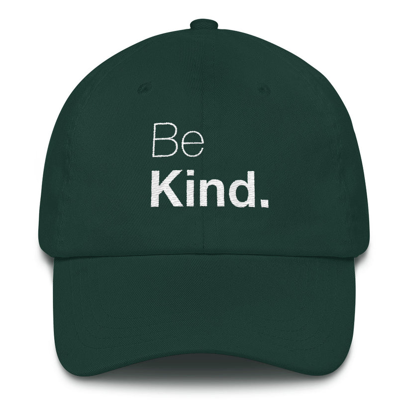 Be Kind Dad Hat
