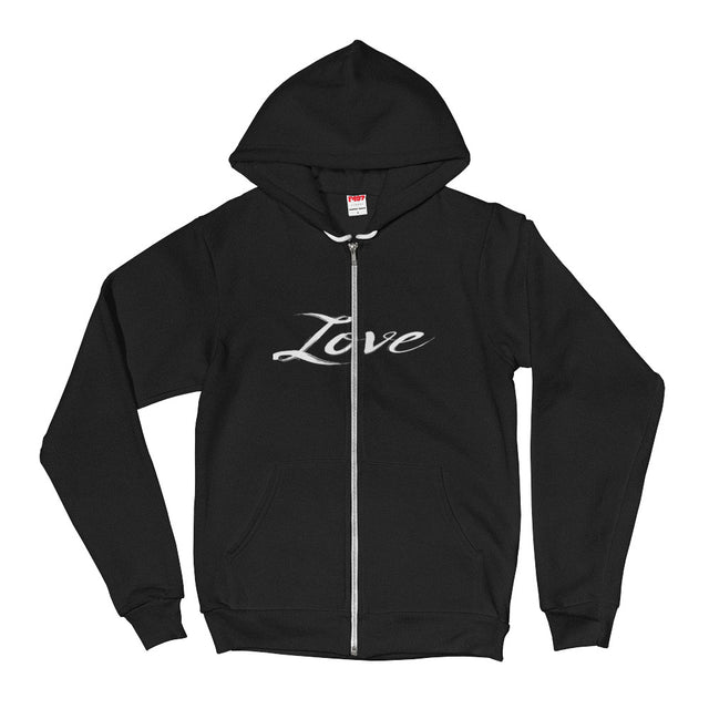 Love Ultra Soft Hoodie sweater - The Do Good Shop