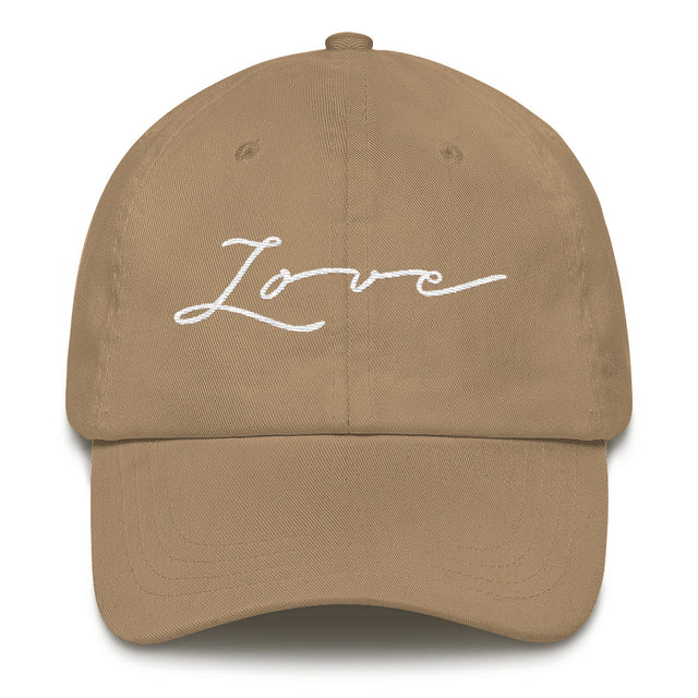 Love Dad Hat - The Do Good Shop