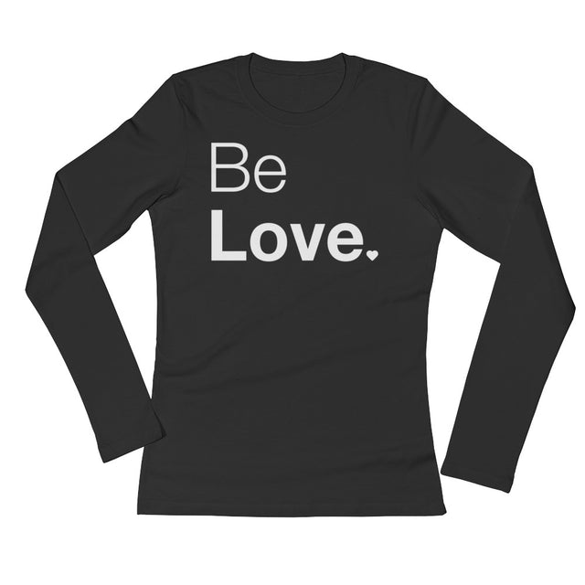 Ladies' Long Sleeve T-Shirt - The Do Good Shop