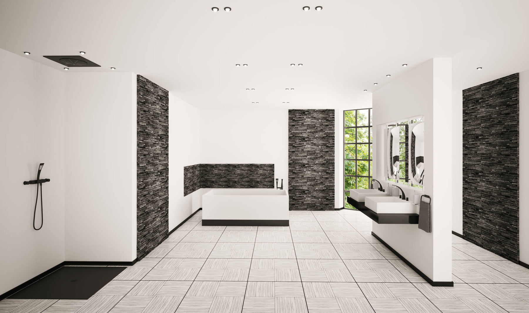 Tile Finish: Making the Right Choice for Your Floors and Walls