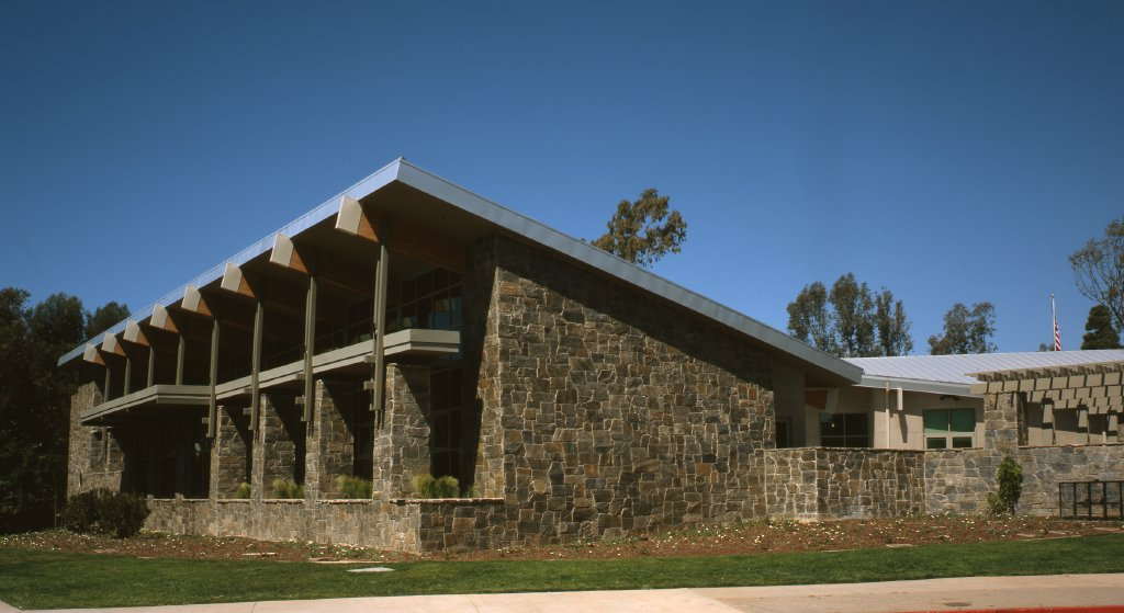 Pacific Palisades Library