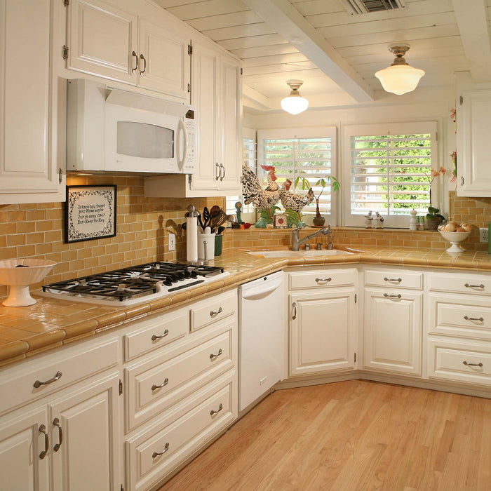 Tile Countertop Ideas – Know Your Options