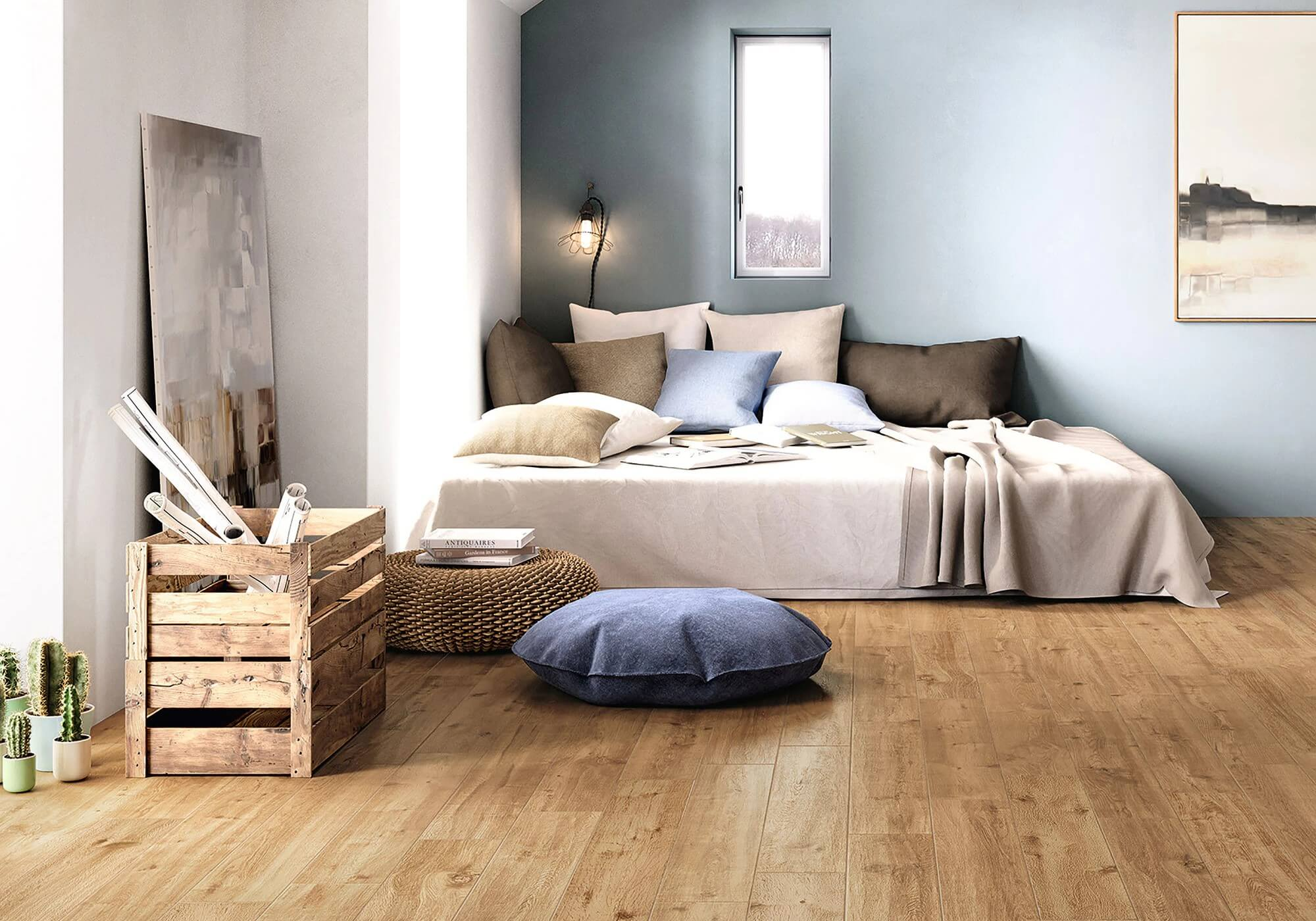 Wood Look Tile Flooring Advantages and Disadvantages — Stone ...