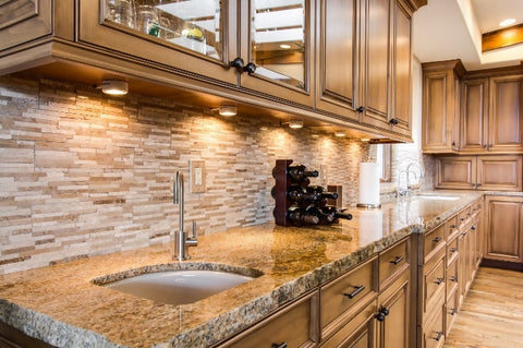 The A to Z of Granite in Modern Construction — Stone & Tile