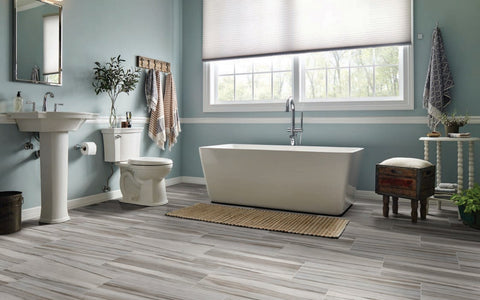Tile Edging Options For Walls And Floors Stone Tile Shoppe Inc