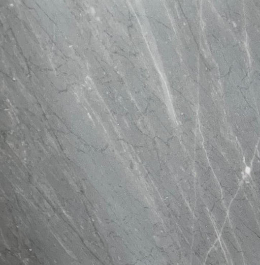 "Bardiglio Marble Honed Tile - 18"" x 18"" x 3/8"""