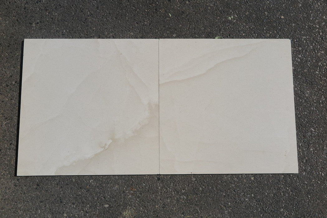 Polished Crema Europa Marble Tile