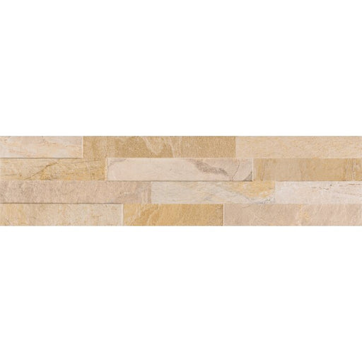 Dekora Porcelain Panel Canyon Cream NCANCRE6X24