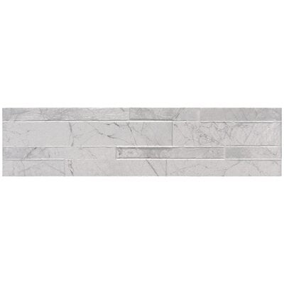 Dekora Porcelain Panel White Carrara NCARWHI6X24